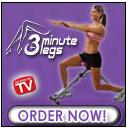 3 Minute Legs - As Seen On TV