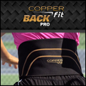 Copper Fit Back Pro - As Seen On TV