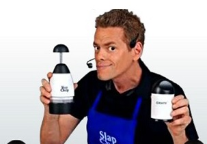 Vince Offer and Slap Chop