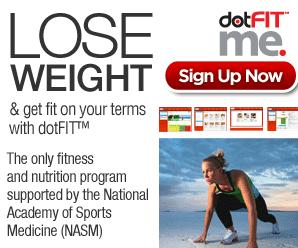 DotFIT Me Lose Weight