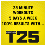 As Seen On TV Focus T25 Infomercial Product