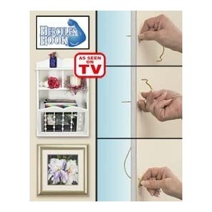 Hercules Hook Hang Pictures Mirrors