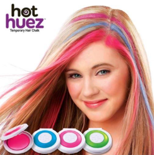 Hot Huez Hair Chalk As Seen On TV