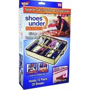 Shoes Under Shoe Storage
