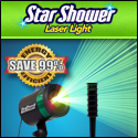 Star Shower Lights