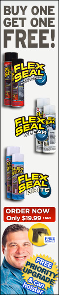 Flex Seal Spray As Seen On TV