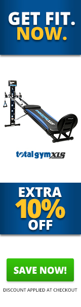 Total Gym 10% Off